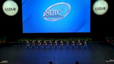 Studio L Dance Co. - Starlites [2021 Youth - Jazz Finals] 2021 UDA National Dance Team Championship