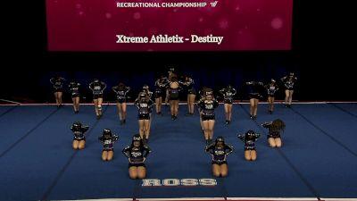 Xtreme Athletix - Destiny [2021 L2 Performance Rec - 18Y (NON) - Large Finals] 2021 The Quest