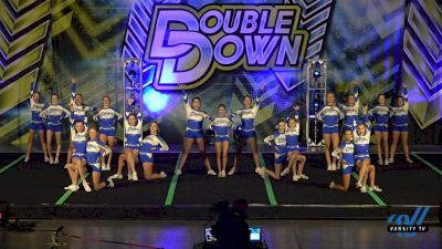 The Stingray Allstars - Breeze [2021 L3 Junior - Small Day 2] 2021 Double Down Championships: Smoky Mountain Champs DI & DII
