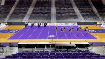 Kansas State University [Virtual Intermediate Small Coed Division IA Finals] 2021 NCA & NDA Collegiate Cheer & Dance Championship