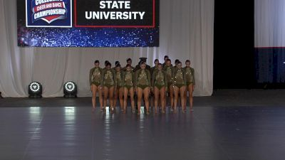 Sam Houston State University [2021 Jazz Division I Finals] 2021 NCA & NDA Collegiate Cheer & Dance Championship