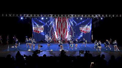 Lampasas High School [2021 Game Day Medium Varsity Finals] 2021 NCA High School Nationals