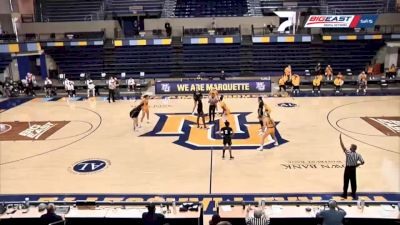 Condensed Replay: Providence vs Marquette (Women)