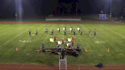 No Capes: Music from The Incredibles - Delaware Valley Regional High School Golden Regiment