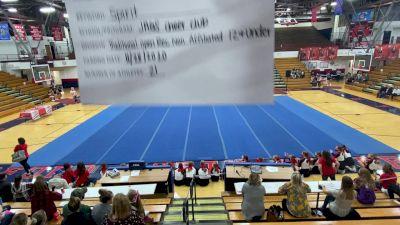 JAGS Cheer Club [Traditional Recreation - 12 & Younger (NON)] 2020 UCA Hoosier Virtual Regional