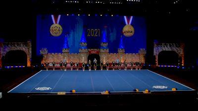 Morehead State University [2021 All Girl Division I Semis] 2021 UCA & UDA College Cheerleading & Dance Team National Championship