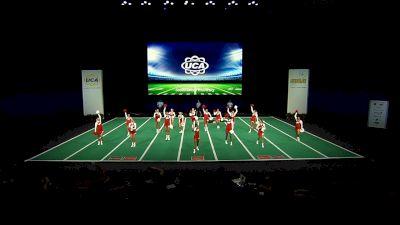Southeastern University [2021 Open All Girl Game Day Semis] 2021 UCA & UDA College Cheerleading & Dance Team National Championship