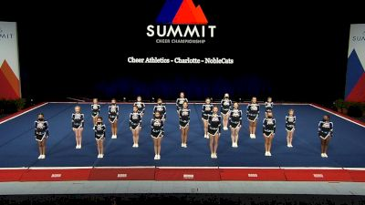 Cheer Athletics - Charlotte - NobleCats [2021 L1 U17 Prelims] 2021 The Summit