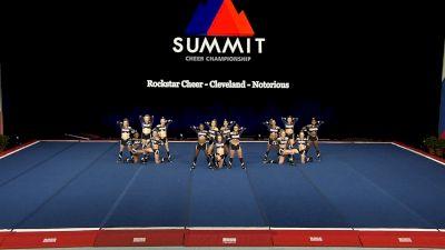 Rockstar Cheer - Cleveland - Notorious [2021 L4 International Open Prelims] 2021 The Summit