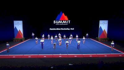 Charlotte Allstar Cheerleading - Steel [2021 L4 U17 Coed Prelims] 2021 The Summit