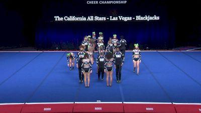 The California All Stars - Las Vegas - Blackjacks [2021 L4 Senior Coed - Small Semis] 2021 The Summit