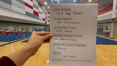 Lee High School [Novice Small Varsity] 2021 NCA & NDA Virtual February Championship