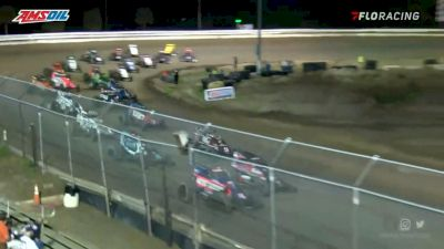 Highlights | USAC Sprints Thursday at Bubba Raceway Park