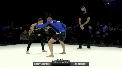 Bobby Emmons vs JM Holland Emerald City Invitational