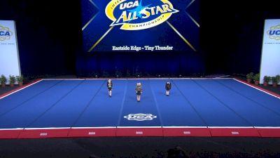 Eastside Edge - Tiny Thunder [2021 L1 Tiny - Novice - Restrictions Day 1] 2021 UCA International All Star Championship