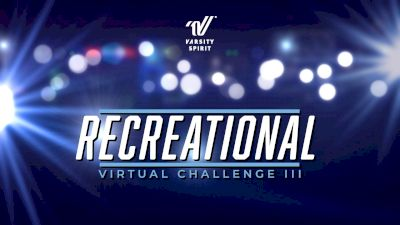 Watch The 2021 Varsity Recreational Virtual Challenge Awards!