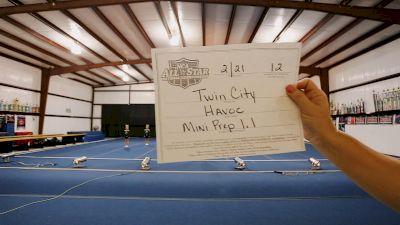 Twin City All Stars - Havoc [L1.1 Mini - PREP D2 B] 2021 NCA All-Star Virtual National Championship