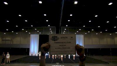 Power House All Stars - Invincible [L4.2 Small Senior Coed] 2021 NCA All-Star Virtual National Championship