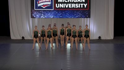 Eastern Michigan University [2021 Jazz Division IA Finals] 2021 NCA & NDA Collegiate Cheer & Dance Championship