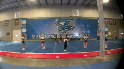 Maryland Twisters - Weather Kids [L3 Youth] 2021 Spirit Unlimited: Virtual Battle at the Boardwalk