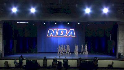 Dancin with Roxie Prestige [2021 Senior Small Contemporary/Lyrical Day 2] 2021 NDA All-Star National Championship
