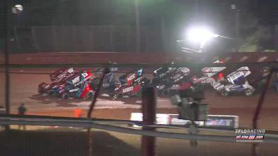 Highlights | All Star Sprints Friday at Screven