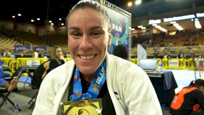 10th Pans Gold In Hand, Luiza Monteiro Looks Ahead To WNO Title Match