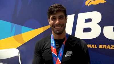 Felipe Trovo Announces Match With Xande After Absolute Gold At American Nationals