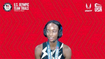 Dalilah Muhammad - Women's 400m Hurdles Final
