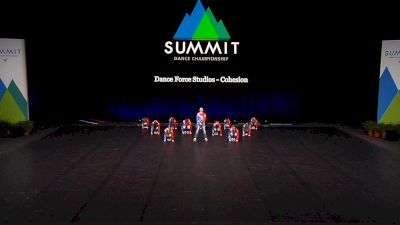 Dance Force Studios - Cohesion [2021 Youth Coed Hip Hop - Small Finals] 2021 The Dance Summit