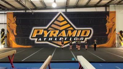 Pyramid Athletics [L1 Youth - Novice] 2021 Varsity Virtual Competition Series - Prep & Novice I