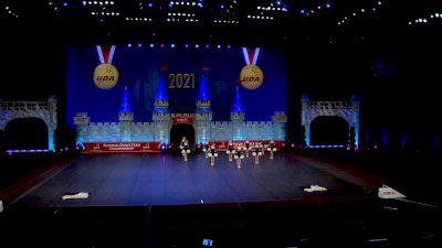 World Class All Star Dance - Sparklers [2021 Youth - Prep - Pom Semis] 2021 UDA National Dance Team Championship