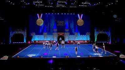 Prior Lake High School [2021 Small Junior Varsity Semis] 2021 UCA National High School Cheerleading Championship