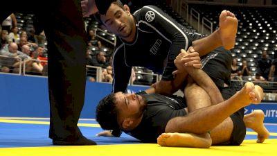 Gabriel Almeida Scores Counter Heel Hook vs Andre Porfirio