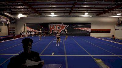 KC Cheer - Freedom [L1 Senior] 2021MG Extravaganza Virtual Nationals