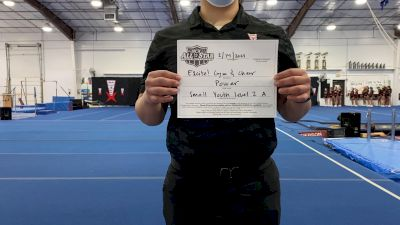 Excite Gym and Cheer - Power [L2 Youth - Small - A] 2021 NCA All-Star Virtual National Championship