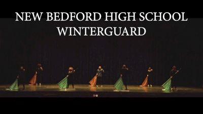 New Bedford High School Winterguard