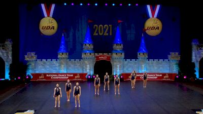 Valor Christian High School [2021 Small Varsity Jazz Finals] 2021 UDA National Dance Team Championship