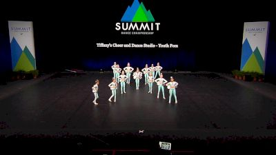 Tiffany's Cheer and Dance Studio - Youth Pom [2021 Youth Pom - Small Finals] 2021 The Dance Summit