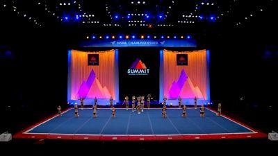 Extreme Cheer - X5 [2021 L5 Senior - Small Semis] 2021 The D2 Summit