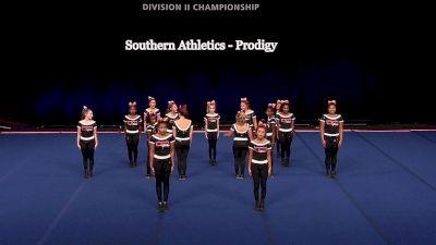 Southern Athletics - Prodigy [2021 L2 Junior - Small Semis] 2021 The D2 Summit