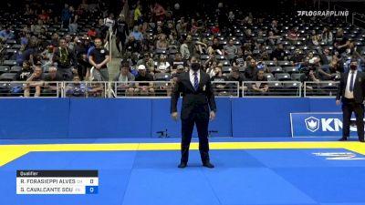 RENATO FORASIEPPI ALVES CANUTO vs GESIAS CAVALCANTE SOUZA 2021 World IBJJF Jiu-Jitsu No-Gi Championship
