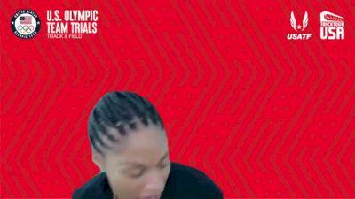 Allyson Felix - Women's 400m Semifinals