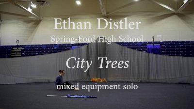 Ethan Distler - City Trees