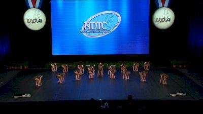 Coral Reef High School [2021 Junior Varsity - Jazz Finals] 2021 UDA National Dance Team Championship