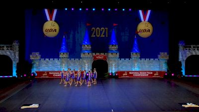 Gretna High School [2021 Small Varsity Jazz Finals] 2021 UDA National Dance Team Championship