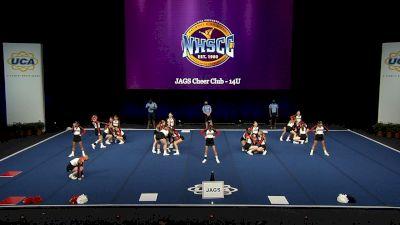 JAGS Cheer Club - 14U [2021 Trad Rec Non Aff 14Y Finals] 2021 UCA National High School Cheerleading Championship