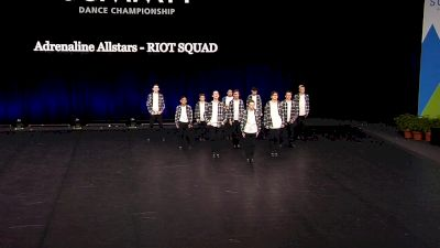 Adrenaline Allstars - RIOT SQUAD [2021 Junior Coed Hip Hop - Small Finals] 2021 The Dance Summit