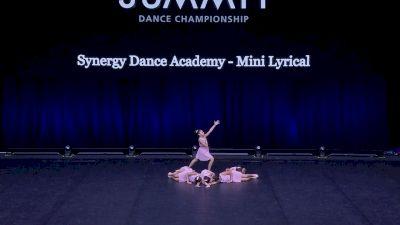 Synergy Dance Academy - Mini Lyrical [2021 Mini Contemporary / Lyrical Semis] 2021 The Dance Summit