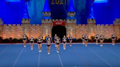 Cheer Express Allstars - Princess Elite [2021 L1 Senior - Small Finals] 2021 The Summit